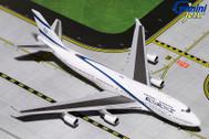 GJELY1810 | Gemini Jets 1:400 1:400 | Boeing 747-400 EL AL 4X-ELB | is due: March 2019