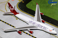G2VIR766 | Gemini200 1:200 | Boeing 747-400 Virgin Atlantic G-VBIG (with stand) | is due: March 2019