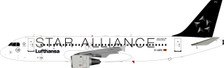 JF-A320-014 | JFox Models 1:200 | Airbus A320 Lufthansa Star Alliance D-AIPC (with stand) | is due: April 2019