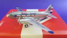 AC219376A | Aero Classics 200 1:200 | Curtis C-46 Cubana Aeropostal CU-C269