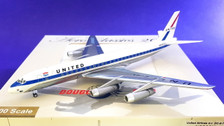 AC219469 | Aero Classics 200 1:200 | DC-8-21 United N8002U delivery colours