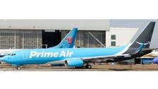 EW4738005   JC Wings 1:400   Boeing 737-800WL Prime Air N851DM   is due: April 2019