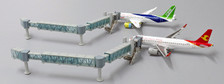 LH4135 | JC Wings 1:400 | Airport Accessories - Air Passenger Bridge for narrow body aircraft | is due: April 2019