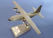 JF-C130-014   JFox Models 1:200   C-130 Hercules French Air Force 5114 (with stand)