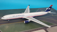 IF333US0519   InFlight200 1:200   Airbus A330-300 US Airways N275AY (with stand)