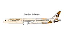 GJETD1846F | Gemini Jets 1:400 1:400 | Boeing 787-10 Dreamliner Etihad A6-BMA (flaps down) | is due: April 2019