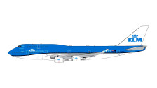 GJKLM1592 | Gemini Jets 1:400 1:400 | Boeing 747-400M  KLM PH-BFW