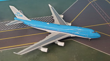 GJKLM1592   Gemini Jets 1:400 1:400   Boeing 747-400M  KLM PH-BFW