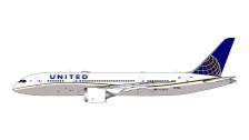 GJUAL1790 | Gemini Jets 1:400 1:400 | Boeing 787-8 United Airlines N27908