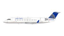 G2UAL795 | Gemini200 1:200 | Bombardier CRJ200 United Express N430AW (with stand)