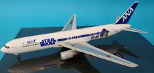 NH20096 | Hogan Wings 1:200 | Boeing 767-300ER ANA JA604A, 'Star Wars ANA Jet' (with gear, ready assembled)