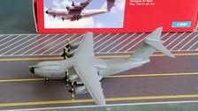 533348 | Herpa Wings 1:500 | Airbus A400M Spanish Air Force T23-01,'Low -Viz'