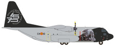 559843 | Herpa Wings 1:200 1:200 | C-130H Hercules Belgian Air Force CH-10 (die-cast with stand) | is due: July / August 2019