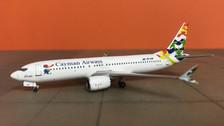 AC419502 | Aero Classics 1:400 | Boeing 737-8MAX Cayman Airways VP-CIW