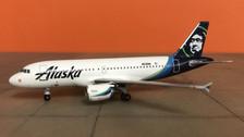 AC419530 | Aero Classics 1:400 | Airbus A319 Alaska Airlines N530VA