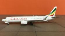 AC419543 | Aero Classics 1:400 | Boeing 737-8MAX Ethiopian ET-AVJ