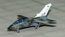 SF445 | SkyFame Models 1:200 | BAe Tornado GR.1 RAF 9 Squadron ZD996/AK Bruggen with white tail