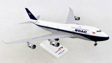 SKR1015 | Skymarks Models 1:200 | Boeing 747-400 BOAC G-BYGC | is due: June 2019