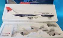 SKR1037 | Skymarks Models 1:200 | Boeing 747-400 British Airways Negus G-CIVB