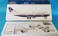 SKR1030 | Skymarks Models 1:200 | Boeing 747-400 British Airways landor G-BNLY