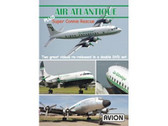W045 Avion DVD Air Atlantique plus Super Connie Rescue 135 Minutes, Double DVD
