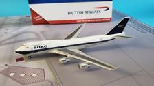 GJBAW1838 | Gemini Jets 1:400 1:400 | Boeing 747-400 British Airways/BOAC G-BYGC