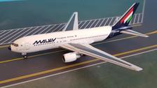 AC419567 | Aero Classics 1:400 | Boeing 767-200 Malev HA-LHB