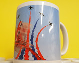 KA001 | Gifts | Coffee Mug - Red Arrows