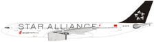 PM19004 | Panda Models 1:400 | Airbus A330-200 Air China Star Alliance B-6075 | is due: June 2019