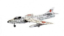 ACE85001207 | Miscellaneous 1:72 | Hawker Hunter MK58, 'Papyrus Livery' J-4015 | is due: June 2019