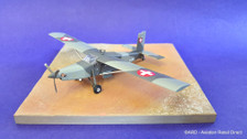 ACE85001604 | Miscellaneous 1:72 | Pilatus PC-6 Turbo Porter V-632 Swiss Air Force