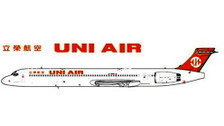 D2UIA911 | Dream Air 1:200 | McDonnell Douglas MD-90 UNI Air B-17911 (with stand), 120pcs | is due: August 2019
