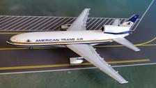 LM419561 | Aero Classics 1:400 | L-1011 American Transair N197AT