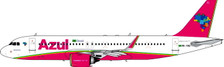 PH411540 | Phoenix 1:400 | Airbus A320-251NWLneo Azul PR-YRS,'Breast Cancer Awareness' | is due:July 2019