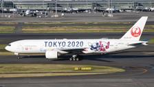 PH404275 | Phoenix 1:400 | Boeing 777-200 JAL JA773J, 'Tokyo 2020' | is due:July2019