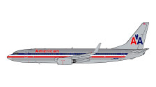 GJAAL1802 | Gemini Jets 1:400 1:400 | Boeing 737-800W American N921NN 'Polished Retro' | is due: