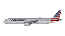 GJAAL1850 | Gemini Jets 1:400 1:400 | Airbus A321neo American N400AN | is due: July 2019