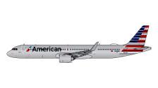 GJAAL1850 | Gemini Jets 1:400 1:400 | Airbus A321neo American N400AN