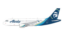 G2ASA830 | Gemini200 1:200 | Airbus A319 Alaska N530VA | is due: July 2019
