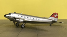 SW167A | Small World 1:200 | Douglas DC-3 Swissair 'Daks over Duxford'