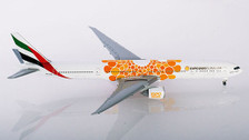 533539 | Herpa Wings 1:500 | Boeing 777-300ER Emirates 'Dubai 2020 Opportunity' A6-ECD