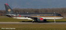 533577   Herpa Wings 1:500   Airbus A320 Royal Jordanian JY-AYS,'Aqaba'   is due: September / October 2019