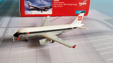 533492 | Herpa Wings 1:500 | Airbus A319 BEA G-EUPJ,'100th Anniversary'