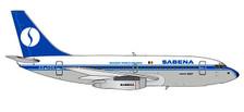 559942 | Herpa Wings 1:200 1:200 | Boeing 737-200 Sabena OO-SDN (die-cast with stand) | is due: September / October 2019
