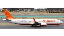 XX4184   JC Wings 1:400   Boeing 737-800 Jeju Air HL8322   is due: August 2019