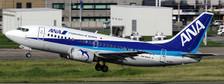 EW2735001 | JC Wings 1:200 | Boeing 737-500 ANA Wings JA301K | is due: August 2019