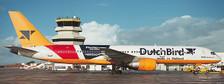 XX2311 | JC Wings 1:200 | Boeing 757-200 Dutch Bird PH-DBH | is due: August 2019