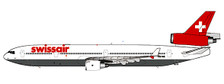 LH2146   JC Wings 1:200   MD-11 Swissair HB-IWE (with stand)   is due: August 2019