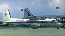 CA37B | Western Models UK 1:200 | Nord 262 Air Inter F- BLHS | is due: