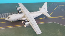 JF-C130-027 | JFox Models 1:200 | C-130H Hercules Swedish Air Force 84005 (with stand)